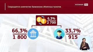 В Казахстане банки закрывают обменные пункты валют, - Ranking.kz