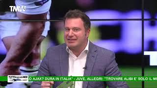 TMW News: Italiane, fuori dall'Europa League. Roma, ultima chiamata.