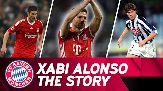 Xabi Alonso   The Story Of Living Legend