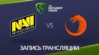 Natus Vincere vs TNC, Bucharest Major [Maelstorm, NS]