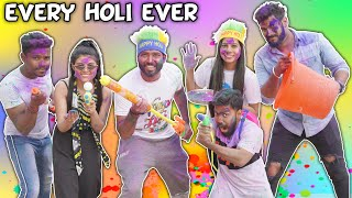 Every Holi Ever | BakLol Video - VIDEO