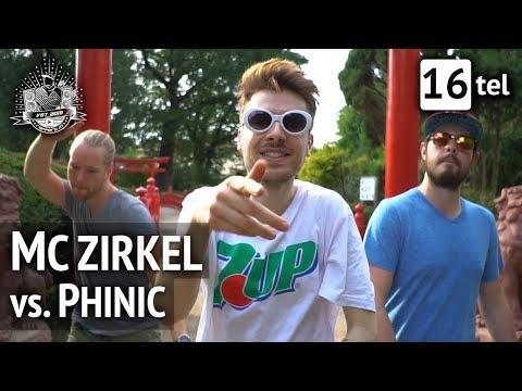 VBT 16tel: MC Zirkel vs. PHINIC HR