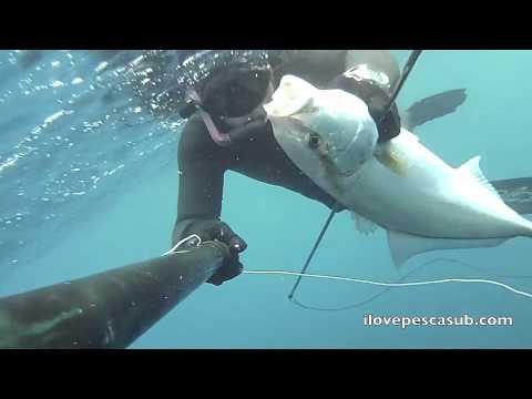 La pesca su una picca che esca