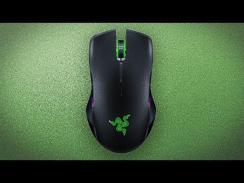 Razer Lancehead ¡Para Diestros y Zurdos! Mouse de gaming