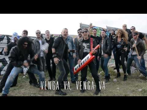 VILLANCICO 2014 BCC **comicos unidos** con Rock&Risas- Puta Navidad