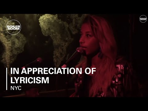 Boiler Room NYC x Saul Williams Presents: In Appreciation Of Lyricism (Part One)