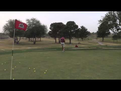 NMSU Men's Golf Team Video