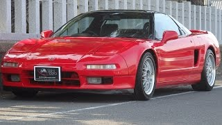 Honda NSX for sale at JDM EXPO $36,000 USD!