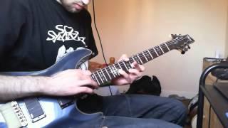 Threshold - Stop Dead solo cover
