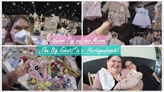 THE BIG EVENT! || Unser Tag auf der Messe! || Reborn Baby Deutsch || Little Reborn Nursery