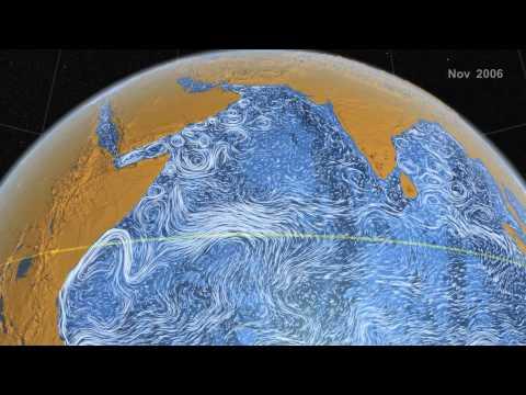"""Van Gogh """"dipinge"""" gli oceani"""