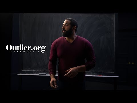 Calculus I | Outlier.org