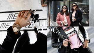 LUXURY HIGH STREET & LUXURY HAUL | NET-A-PORTER, STYLEBOP, VIK & WOODS | WEEKLY VLOG - TWICE BLESSED