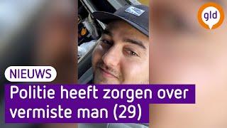 Groot onderzoek naar vermiste man (29) uit Apeldoorn