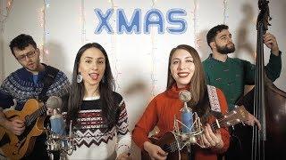 The Ladybugs - Rockin' Around The Christmas Tree/ Jingle Bell Rock Mashup Medley