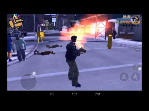 Video of JCheater: GTA III Edition