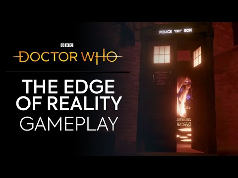 Gameplay de Doctor Who: The Edge of Reality