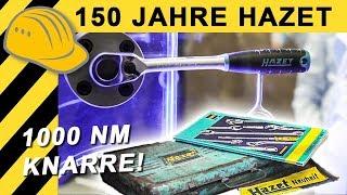 1000 NM Knarre & historisches HAZET Werkzeug | Eisenwarenmesse