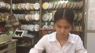 Покупка чая в Китае