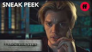 Shadowhunters | Season 3, Episode 3 Sneak Peek: Clary Encourages Jace | Freeform