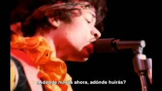 Jimi Hendrix   Hey Joe Subtitulos Español HD SD