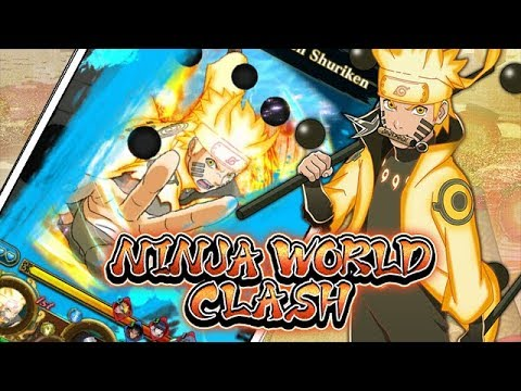 GOD OF BLAZING?! AWAKENING SIX PATHS NARUTO! Ninja World
