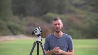Sky-Watcher Star Adventurer - Polar Alignment Tutorial