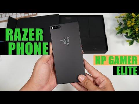 Unboxing Razer Phone Indonesia - HP Pertama dari Razer!