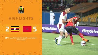 CHAN 2020 | 1er tour – Groupe C : Ouganda 2-5 Maroc