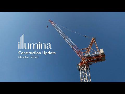 Illumina Crane Installation