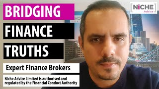 Bridging Finance Dangers in 2020  - Tips on common problems, risks and lending rules in the UK