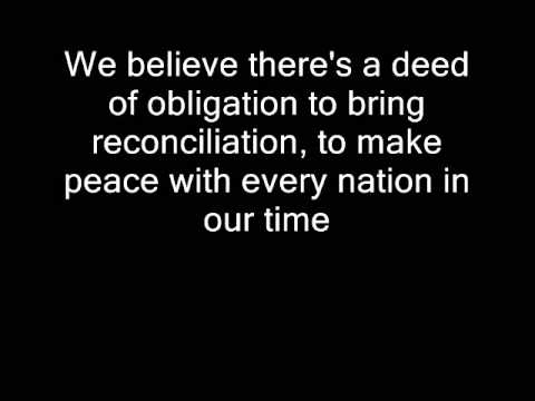 Queen + Paul Rodgers - We Believe (Lyrics)