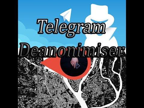 Telegram Deanonimiser бот или как пробить номер телефона пользователя телеграм
