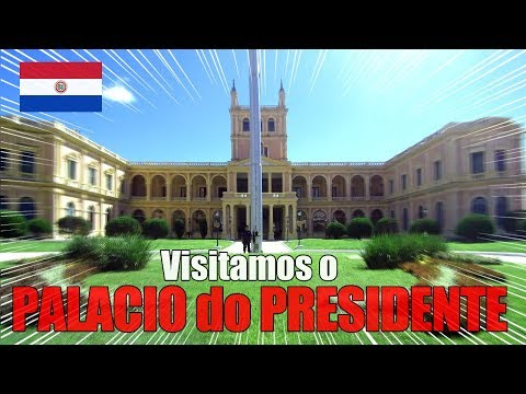 EXPEDIÇÃO ATACAMA #5 | CHEGAMOS EM ASSUNCION + PALÁCIO DO PRESIDENTE + COSTANEIRA | Diary of Board