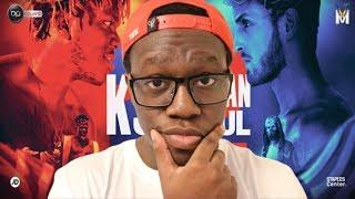 my opinion on ksi vs logan paul 2 (the rematch)