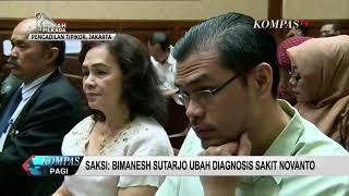 Saksi: Dokter Bimanesh Ubah Diagnosis Sakit Setya Novanto | Kholo.pk