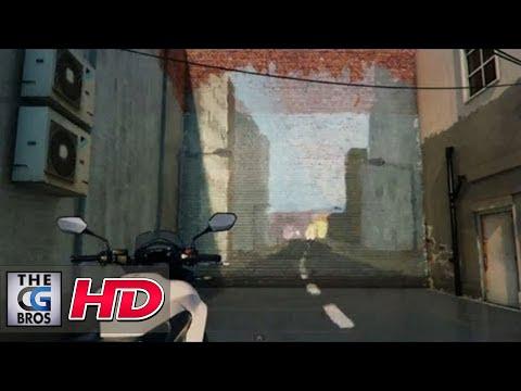 CGI VFX Spot : HondaCrossrunner  by – Wyld Stallyons