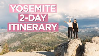 The Perfect to 2 Day Itinerary for Yosemite National Park in September