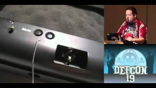 DEFCON 19: Safe To Armed In Seconds: A Study Of Epic Fails Of Popular Gun Safes (w Speaker)