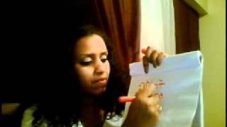 Learn Amharic Alphabet: Lets Start With My Name First