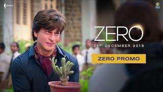 Zero | Official Promo | Shah Rukh Khan | Aanand L Rai | Anushka | Katrina | 21 Dec 2018