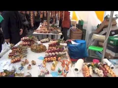 瑞士伯恩洋蔥市集 Bern Onion Market