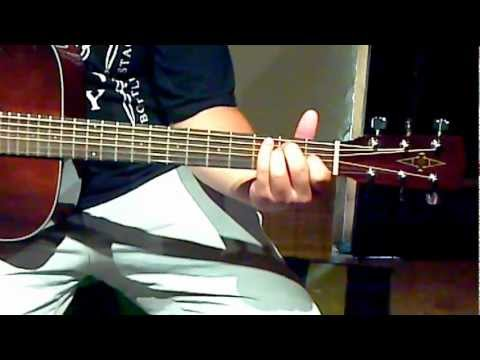 Acoustic Guitar Chord Lesson-E Major Chord