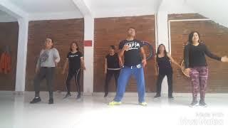 """Zumba Fitness """"YO X TI, TÚ X MI"""" By Rosalía Feat. Ozuna."""