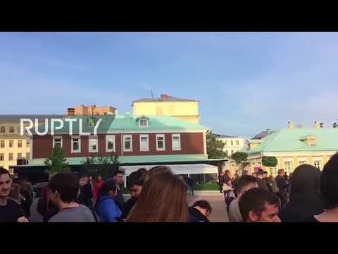Russia: Yandex offices evacuated following Putin's visit in Moscow