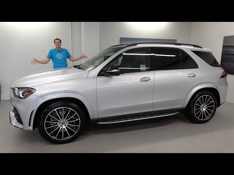 External Review Video 5YvMlIwSYWo for Mercedes-Benz GLE-Class & GLE Coupe Crossover SUV (4th gen, W167)