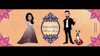 Video Invitation - Destination Wedding