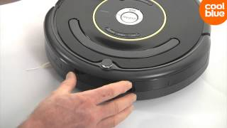 iRobot Roomba 630 videoreview & unboxing (NL/BE)