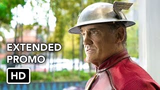 "Сериал ""Флэш"", The Flash 3x09 Extended Promo ""The Present"""