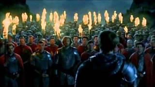 5.12 - Arthur s'adresse à ses chevaliers
